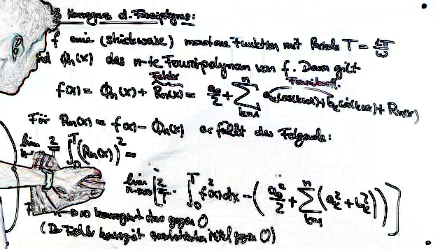 XII. Fourieranalysis